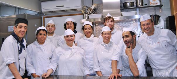 cocina profesional Barcelona