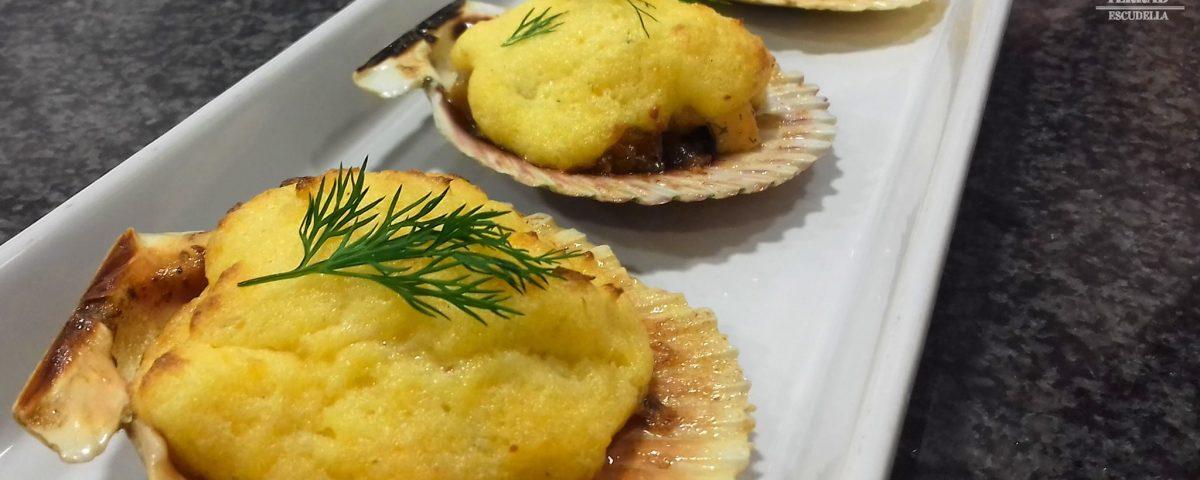 Mousse de salmón fresco y ahumado