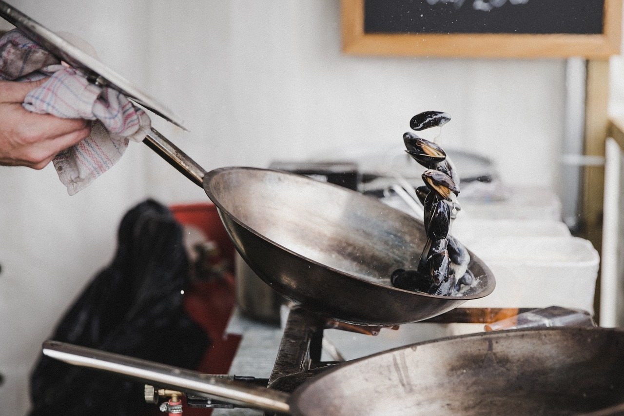 cocinero profesional escuela