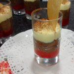 Receta de fresas con chocolate y mascarpone