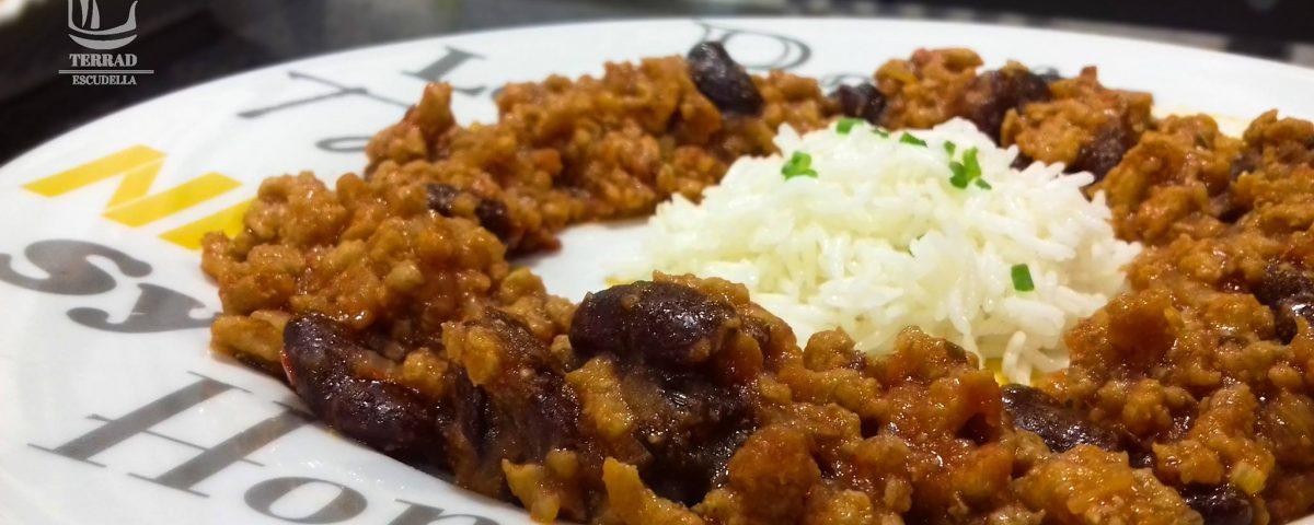 Receta de chile con carne
