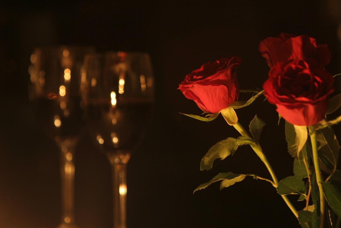 Recuerdos de una ceno romántica