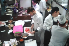 Cursos de cocina Profesional 19/02/2019