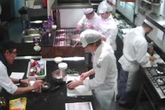 Cursos de cocina Profesional 21/02/2019