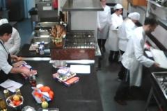 Cursos de cocina para aficionados 08/01/2019