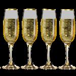 copas para champagne