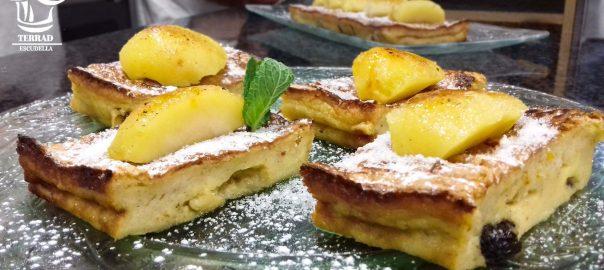 Receta de torta Navarra tradicional