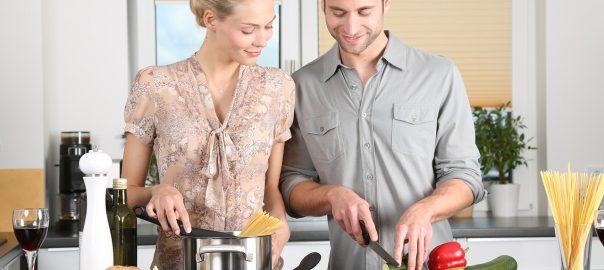 reglas básicas para cocinar