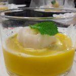 Receta de crema de zanahoria y maiz