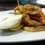 Receta de dorada con verduras y patatas