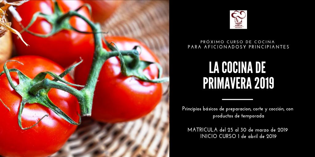 Actualidad en la Escuela de Cocina y Pasteleria