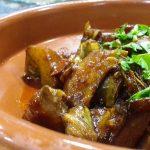 receta de alcachofas con chorizo