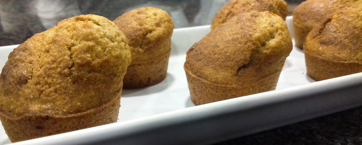 Receta de pan de jengibre con peras