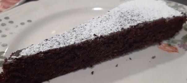 Receta de torta austriaca de chocolate