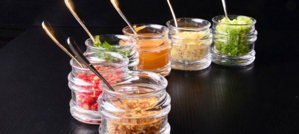 Las salsas en cocina profesional