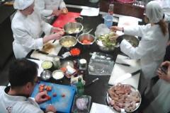 Cursos de cocina Profesional 12/02/2019
